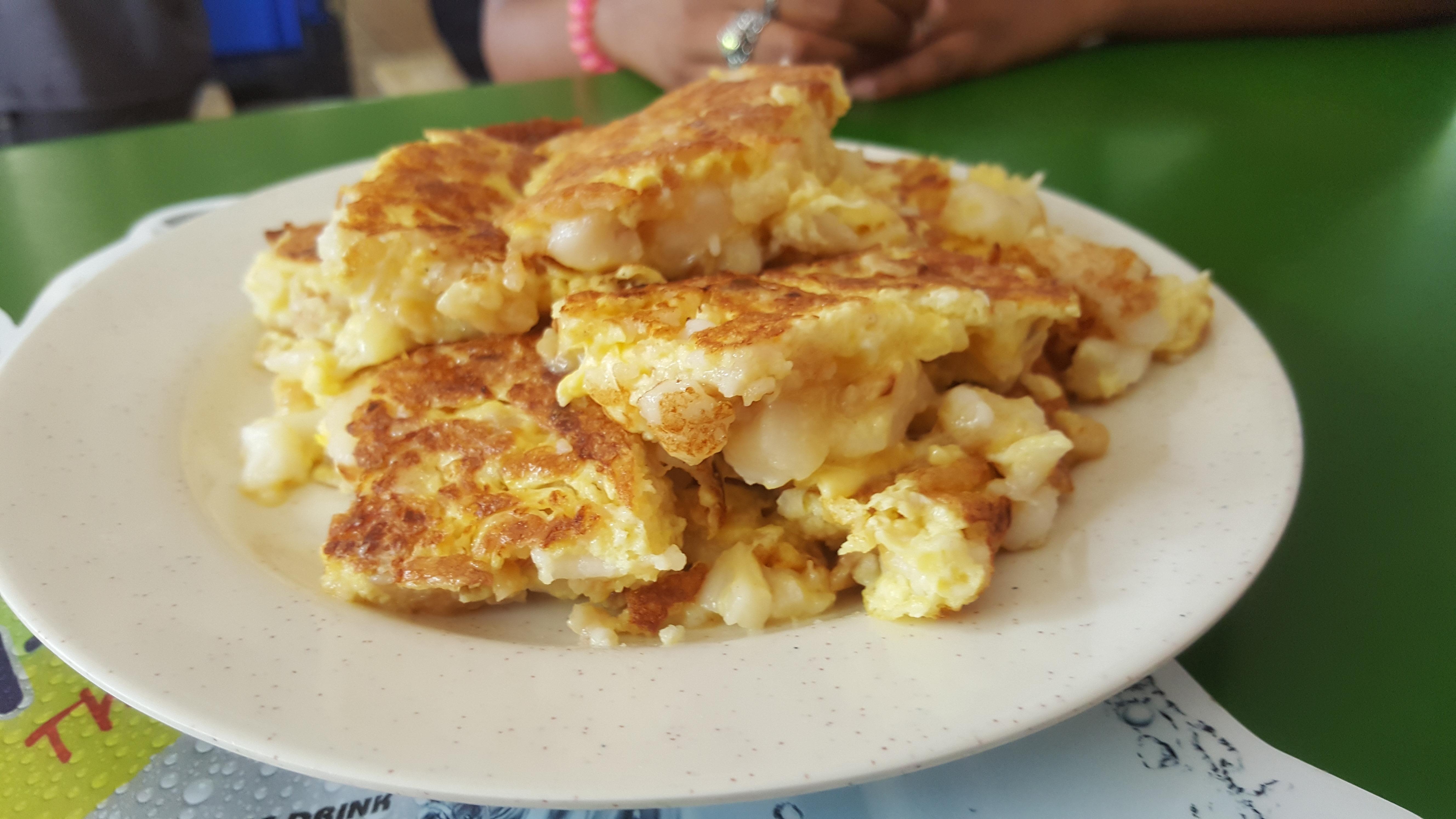 Singapore Food Staples: Carrot Cake – Surprising Horizons